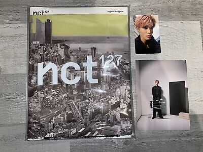 Nct 127 Regular Irregular Kpop Album • 20£