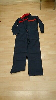 Ladies Or Mens Proban Use Navy Blue Colour Boilersuit Or Overalls. • 12£