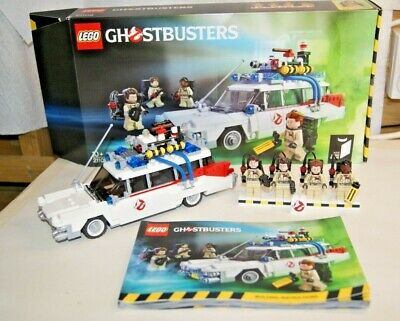 Lego Ghostbusters 21108, Ecto-1. Complete With Box & Instructions. • 50£