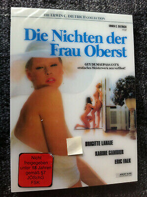 SECRETS OF A FRENCH MAID - DVD Region 2 (UK) - Come Play With Me 2 - Lahaie • 17.88£