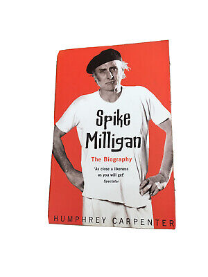 Spike Milligan Book The Biography • 2£