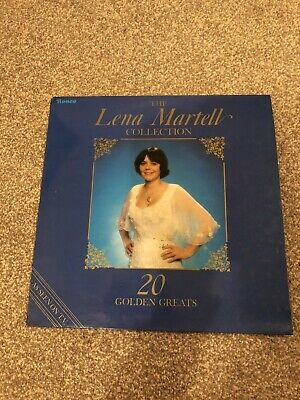 Lena Martell LP Vinyl - The Lena Martell Collection 1978 -RTL 2028 • 1.50£