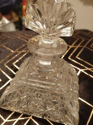 LARGE Vintage Art Deco Perfume Bottles PERFECT CONDITION. • 7.50£