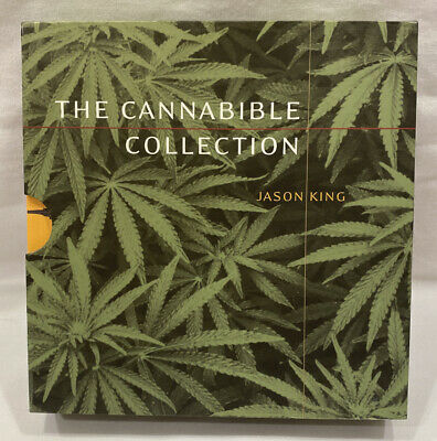 The Cannabible Collection Book Set By Jason King • 28.69£