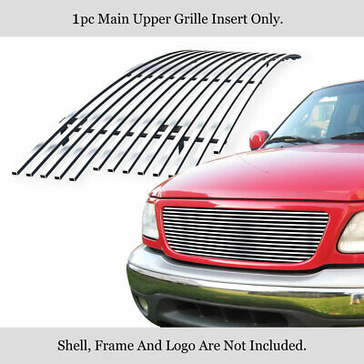 $50 • Buy Fits 1999-2003 Ford F-150/1999-2002 Expedition Phat Grille Grill Insert-
