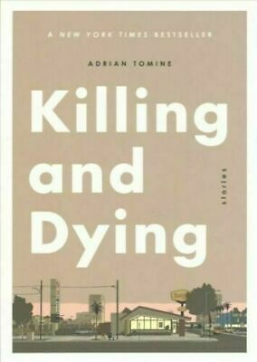 Killing And Dying, Paperback By Tomine, Adrian #47464 • 10.69£