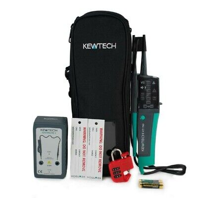 Kewtech KEWISO2 Isolation Kit With KT1780 Voltage Tester Proving Unit And More • 132.50£