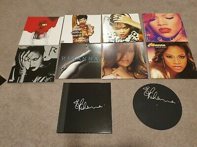 AU500 • Buy Studio Album Vinyl Box [15 LP] By Rihanna.