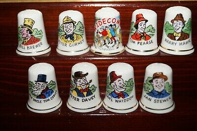 Thimbles Set Collection - Widecombe • 9.90£