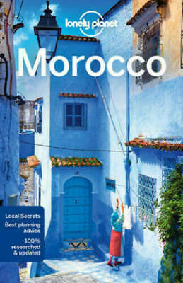Lonely Planet Morocco Travel Guide Book  #47586 U • 8.79£