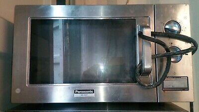 Panasonic Ne1037 1000w Commercial Microwave Breaking For Spares Parts  • 123£