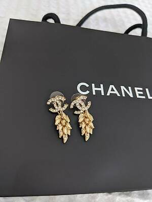 AU550 • Buy Chanel Earrings - Authentic