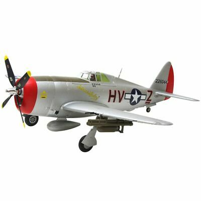 £199.99 • Buy Arrows Hobby P-47 Thunderbolt PNP With Retracts (980mm) RC Scale Fighter Plane