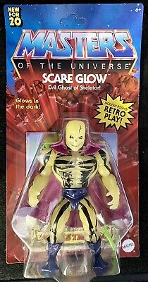 $41.95 • Buy Masters Of The Universe MOTU Origins Scare Glow New