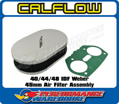 $ CDN76.43 • Buy 40/44/48 Idf Weber Carburettor 45mm Sports Air Filter Assembly Washable