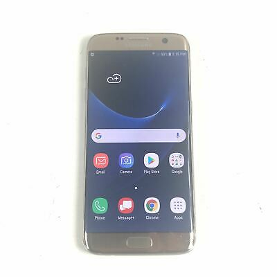 $ CDN100.08 • Buy Samsung Galaxy S7 Edge SM-G935V 32GB Verizon Smartphone Gold Read