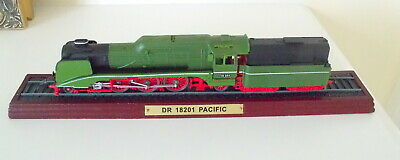Atlas Editions Dr 18201 Pacific Locomotive Static Model :  Free Postage • 6£