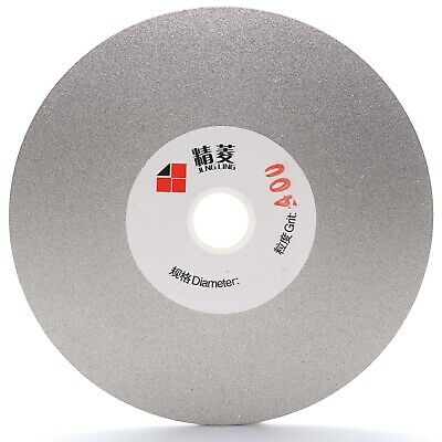 $10.99 • Buy 4  Inch Grit 400 Electroplated Diamond Grinding Disc Wheel Coated Flat Lap Disk