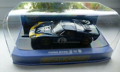 Scalextric C3097 Ford GT40 MKII 1966 • 55£