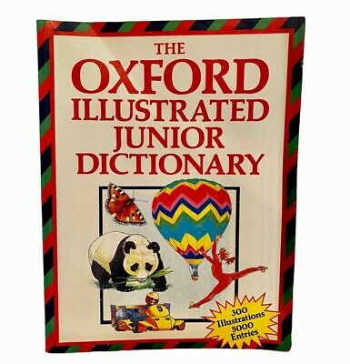 £5.99 • Buy The Oxford Illustrated Junior Dictionary Good Condition Perfect Gift