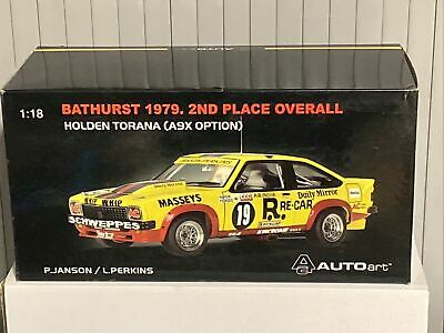 AU369 • Buy Holden HQ GTS Monaro Couple 1:18 Aquamarine BRAND NEW Only 1050 Made