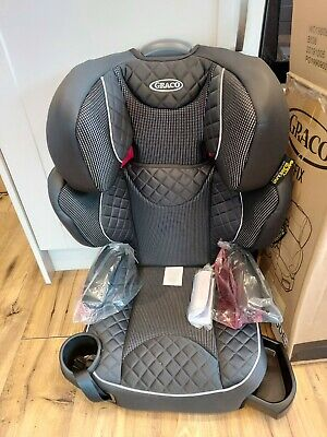£64.84 • Buy Graco Affix High Back Booster Car Seat With ISOCATCH Connectors, Group 2/3 (4 To