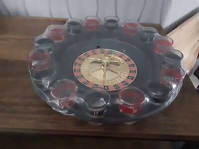 Russian Roulette Shot Game • 7.50£