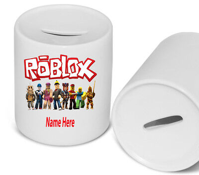 Roblox Personalised Money Box Fund  • 10.99£