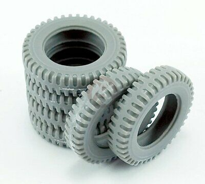 $13.95 • Buy MP Originals 1/48 Spare Tires For GMC CCKW Truck WWII (6 Tires) (Tamiya) A48005