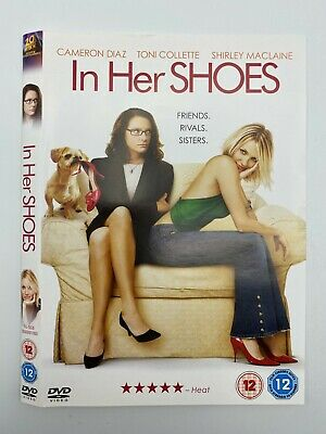 In Her Shoes (DVD, 2006) Artwork & Disc Only - No Case • 0.99£