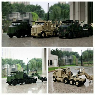 $615 • Buy TWH 1:50 Scale OSHKOSH HET M1070 Tractor With M1000 Trailer Army Truck Car Model