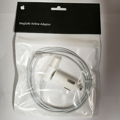 $8.99 • Buy New & Unopened Apple MagSafe Airline Adapter: MB441Z/A