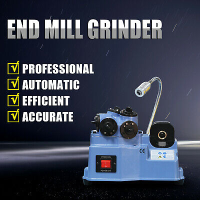 $1000 • Buy Precision End Miller Grinder Automatic Milling Cutter Grinding Machine φ2-φ12