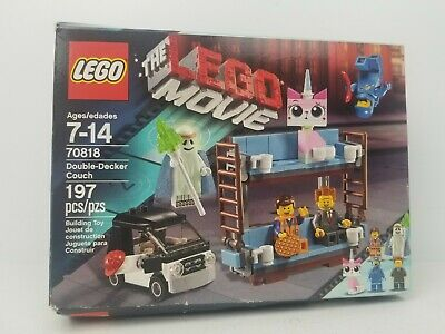 $ CDN51.86 • Buy LEGO The LEGO Movie Double Decker Couch Set #70818 99% Complete Set