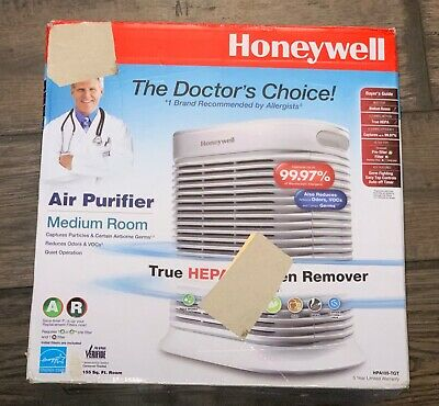 HONEYWELL DOCTOR'S CHOICE HEPA AIR PURIFIER & Allergen Remover HPA105-TGT   • 62.37£