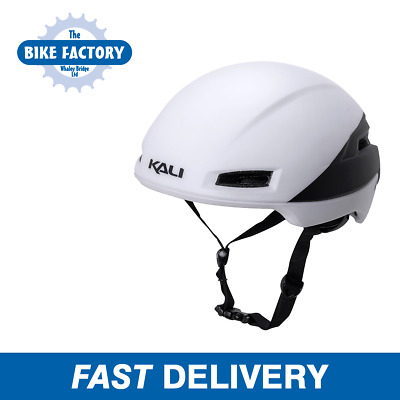 Bike Helmet -  Kali Tava Team - Mat  White • 185£
