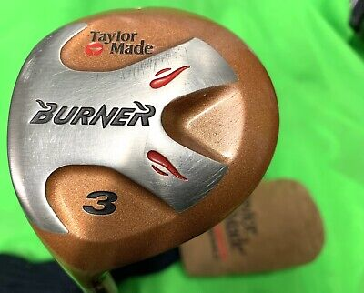 Taylormade Burner Bubble 3 Wood Golf Club- Left Handed- 24 Hour Delivery!!! • 39.99£