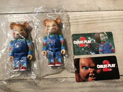 $163.76 • Buy Bearbrick / Be Rbrick Series 25 Horror Front Back Secret Child Play 2 Chucky