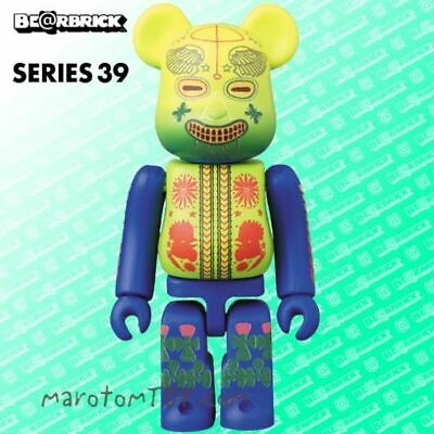 $26.25 • Buy Bearbrick 39 1/12 Artist Ed Paschke Be Rbrick Series