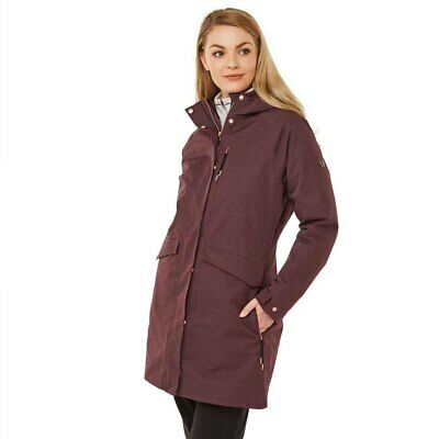 Craghoppers Womens Cato 3 In 1 Winter Breathable 3in1 Waterproof Jacket RRP £250 • 69.99£