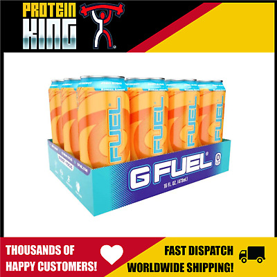AU66.95 • Buy 12 X GFUEL ENERGY CANS 473ML BAHAMA MAMA PRE WORKOUT RTD GAMING G FUEL ESPORT
