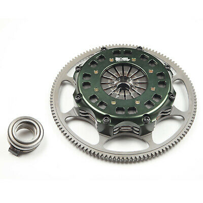 $999 • Buy Edel Racing Clutch Twin Disc For Honda Acura K20 K20a K24 K Series Extra Weight
