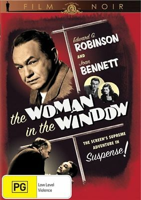 AU22.59 • Buy NEW The Woman In The Window EDWARD G. ROBINSON (DVD, 2009) No GST & FREE POSTAGE