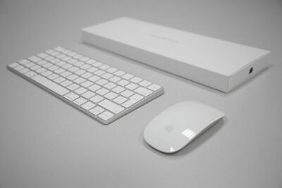Apple Wireless Keyboard 2 A1644 + Magic Mouse 2 A1657 - Boxed - IMac Mac Pro • 140£