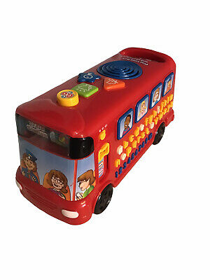 VTECH Playtime Bus With Phonics • 14£