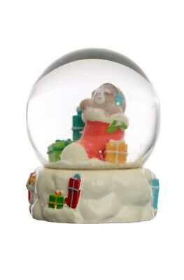 Christmas Sloth Waterball Snow Globe • 7.29£