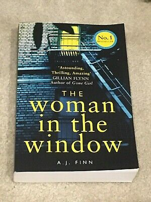 AU9 • Buy The Woman In The Window By A J Finn