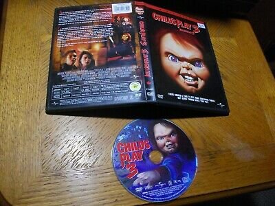 Childs Play 3 (DVD, 2003) • 5.86£