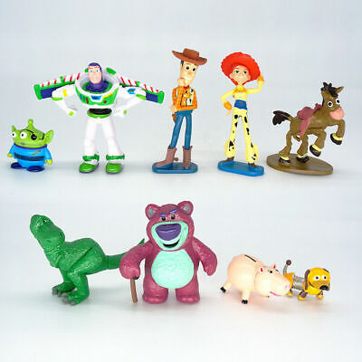 £10.99 • Buy 9PCS Toy Story Woody Jessie Action Figure Doll Kids Play Set Cake Topper Decor