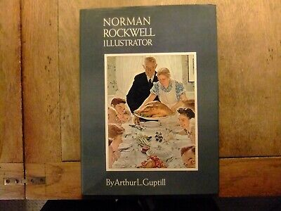 $ CDN172.25 • Buy Norman Rockwell Illustrator Signed By Rockwell